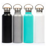 non-plastic reusable metal bottles