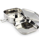 reusable metal lunch container