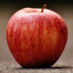 apple cider vinegar, an all-natural body moisturizer ingredient