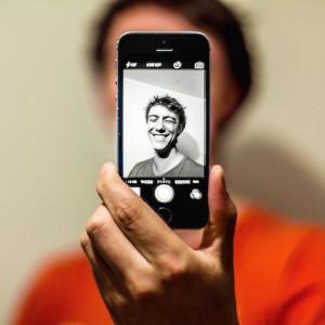 green company initiatives, Apple iPhone selfie